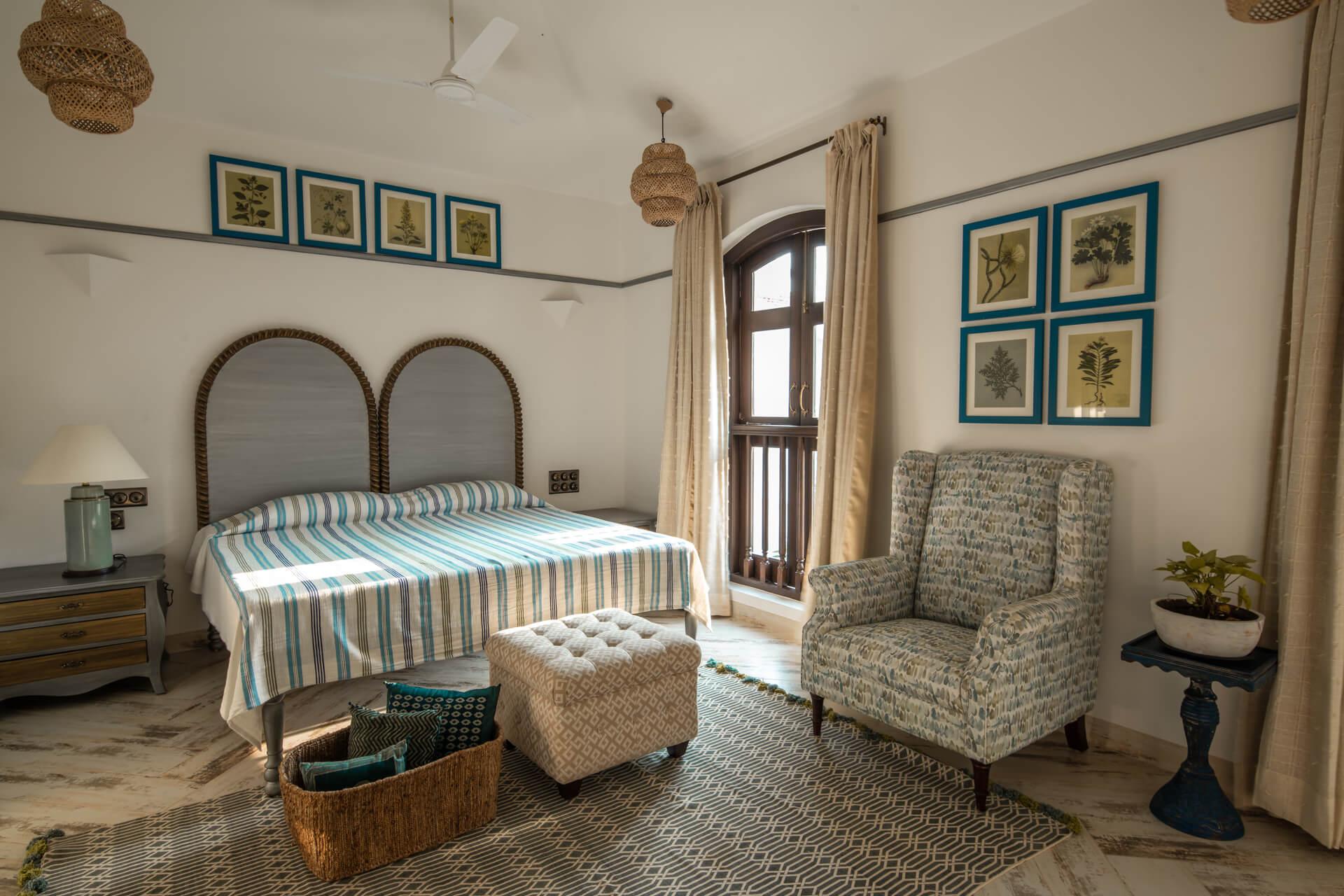 Fonteira Vaddo F - Beach Villa in North Goa