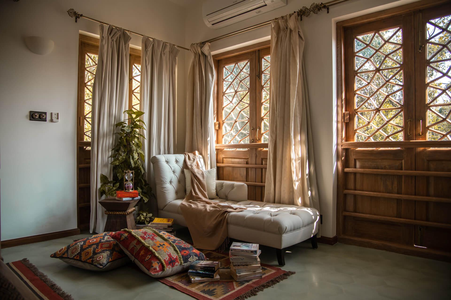 Fonteira Vaddo E - Villa for Rent in Goa