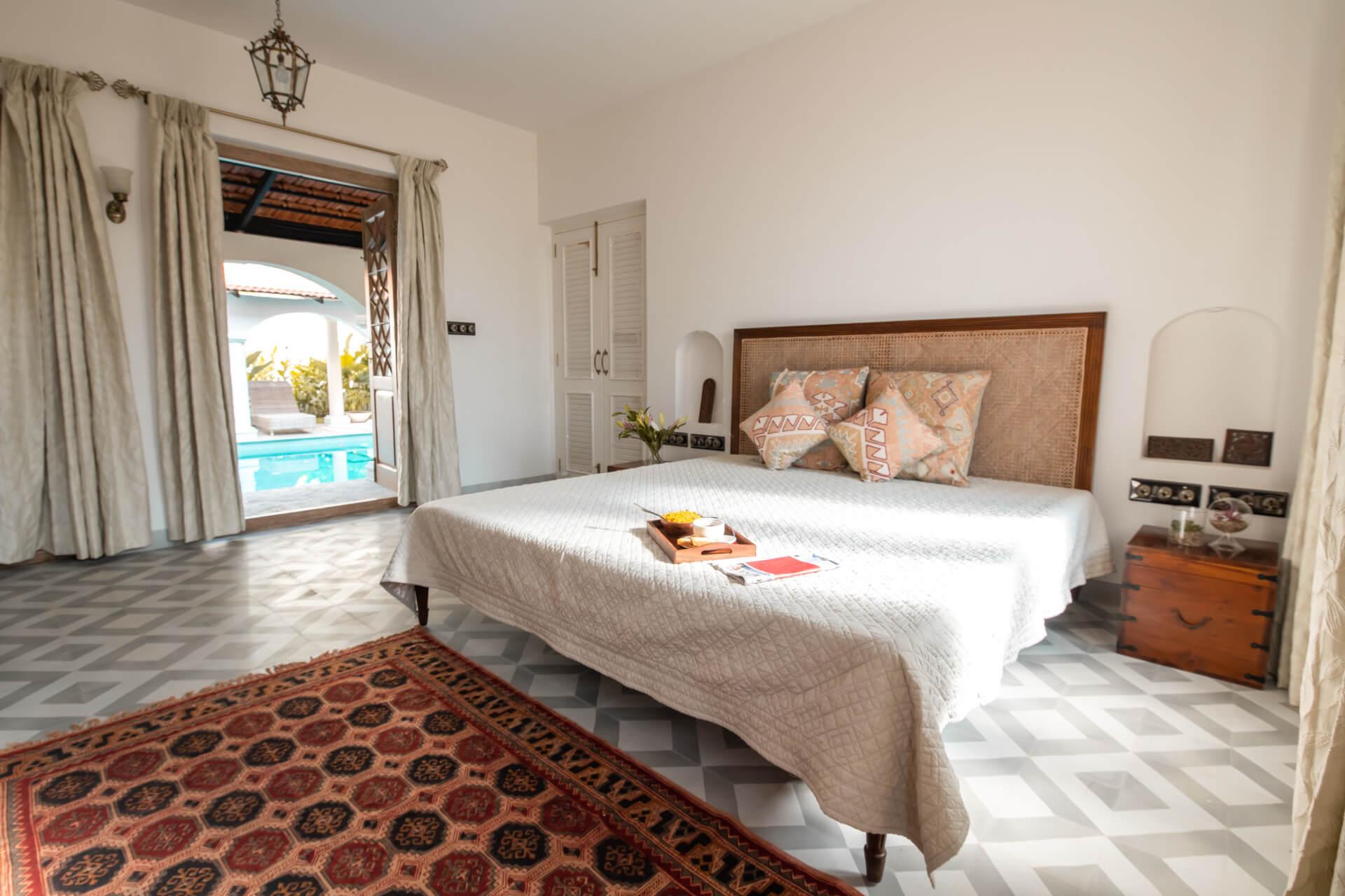Fonteira Vaddo E - Goa Villa for Rent