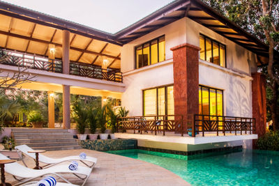 Rainbowtree - Luxury villas in Goa