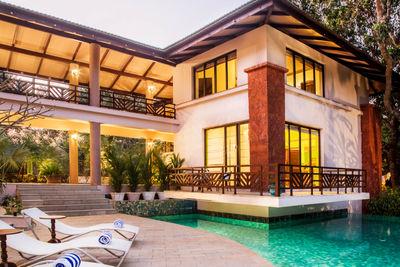 Rainbowtree - Luxury villas in Goa