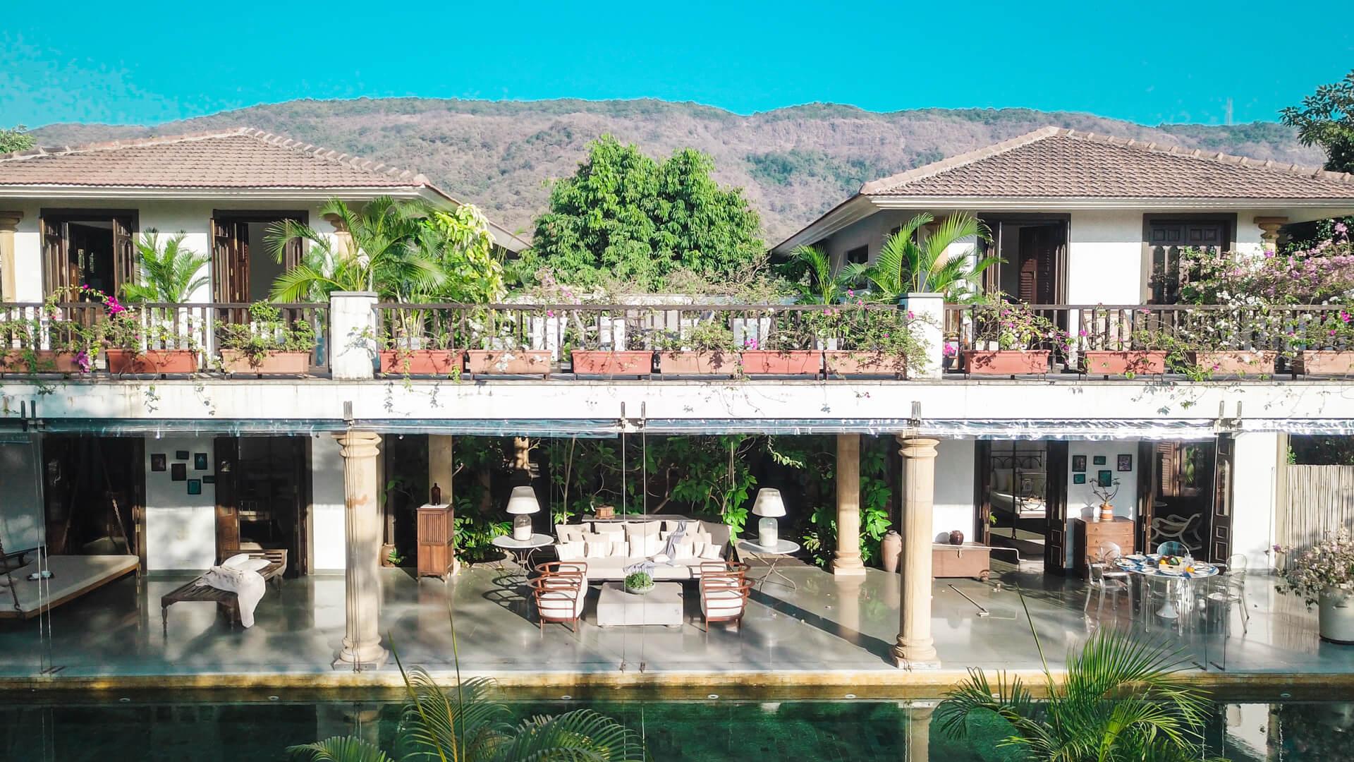Villa Magnolia - Luxury villa for rent in Alibaug