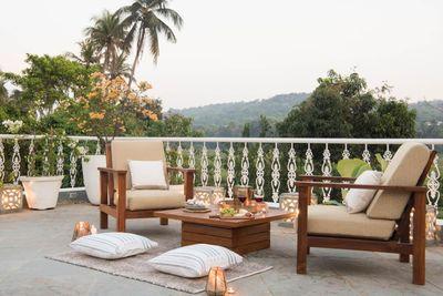 Villa Loto Bianco - Siolim, Goa