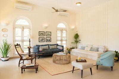 Villa Loto Bianco - Rent Villa in North Goa