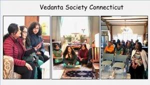 11-10 Satsang at the Vedanta Society of Connecticut