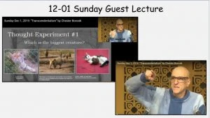 12-01 Sunday Guest Lecture