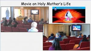 12-15 Movie on Holy Mother's Life