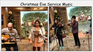 12-24 Christmas Eve Message Through Songs