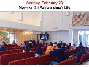 02-23 Movie on Sri Ramakrishna