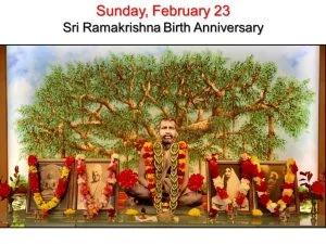 02-23 Ramakrishna Puja Altar Decorations