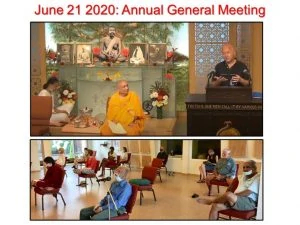 06-21 Annual General Meeting