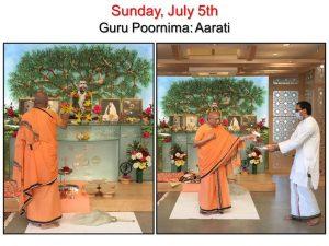 07-05 Guru Poornima Aarati