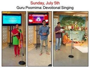 07-05 Guru Poornima Singing