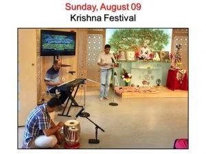 08-09 Krishna Festival Devotional Songs 2