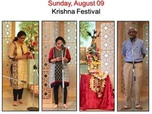 08-09 Krishna Festival Offering Devotional Songs 1