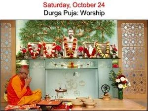 10-24 Durga Puja Worship