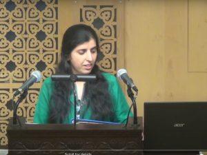 02-07 Speaker: Jyoti Champanerkar
