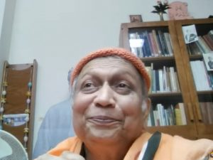 03-28 Meditation on Sri Ramakrishna
