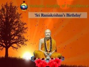 03-14 Sri Ramakrishna Birthday