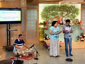 06-12 Devotional Music by Prasoona, Vittal and Tushar