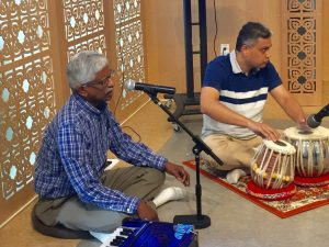 06-12 Devotional Music by Sukalyan and Tushar