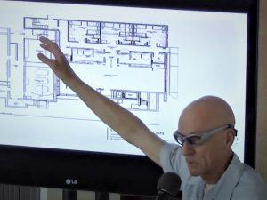 06-20 Review of the Shrine-Hall Design Drawings