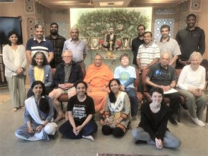 07-11 Meditate-a-thon Participants