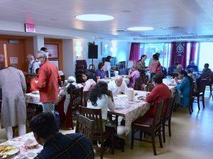 08-29 Prasad Lunch for Devotees