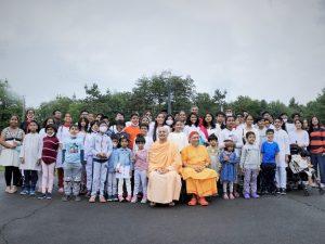 08-22 Poconos Retreat by Sri Ma Vidya Niketan Queens NY