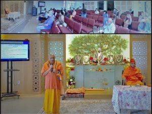"09-11 Spiritual Retreat on ""Dialogues from Brihadaranyaka Upanisad"""