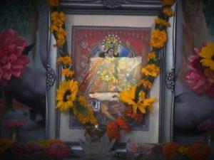 10-10 Altar Photo of Durga