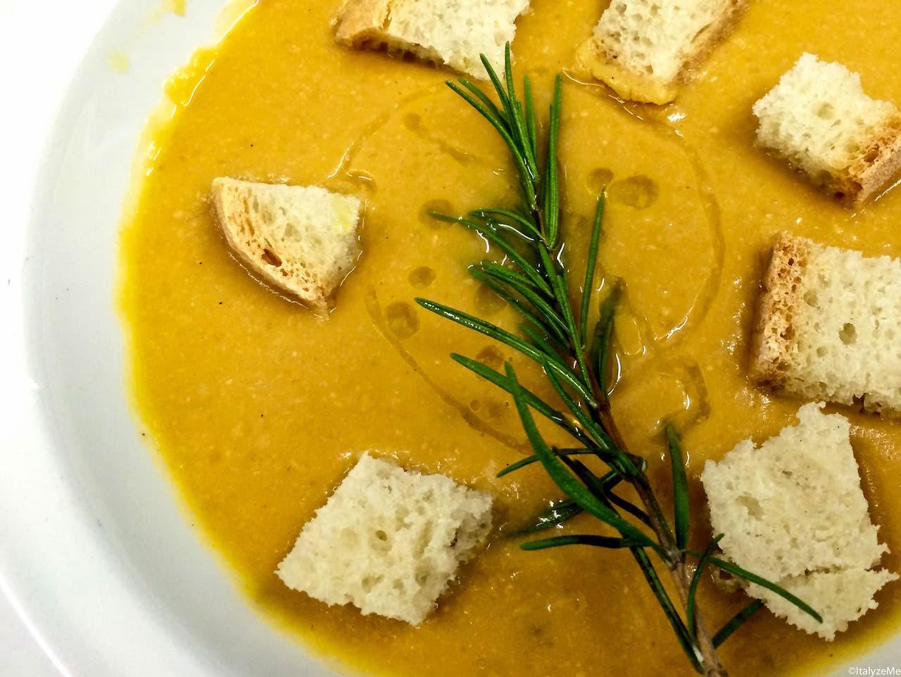 Le zuppe di legumi erano e sono tutt'ora un alimento alla base della cucina toscana