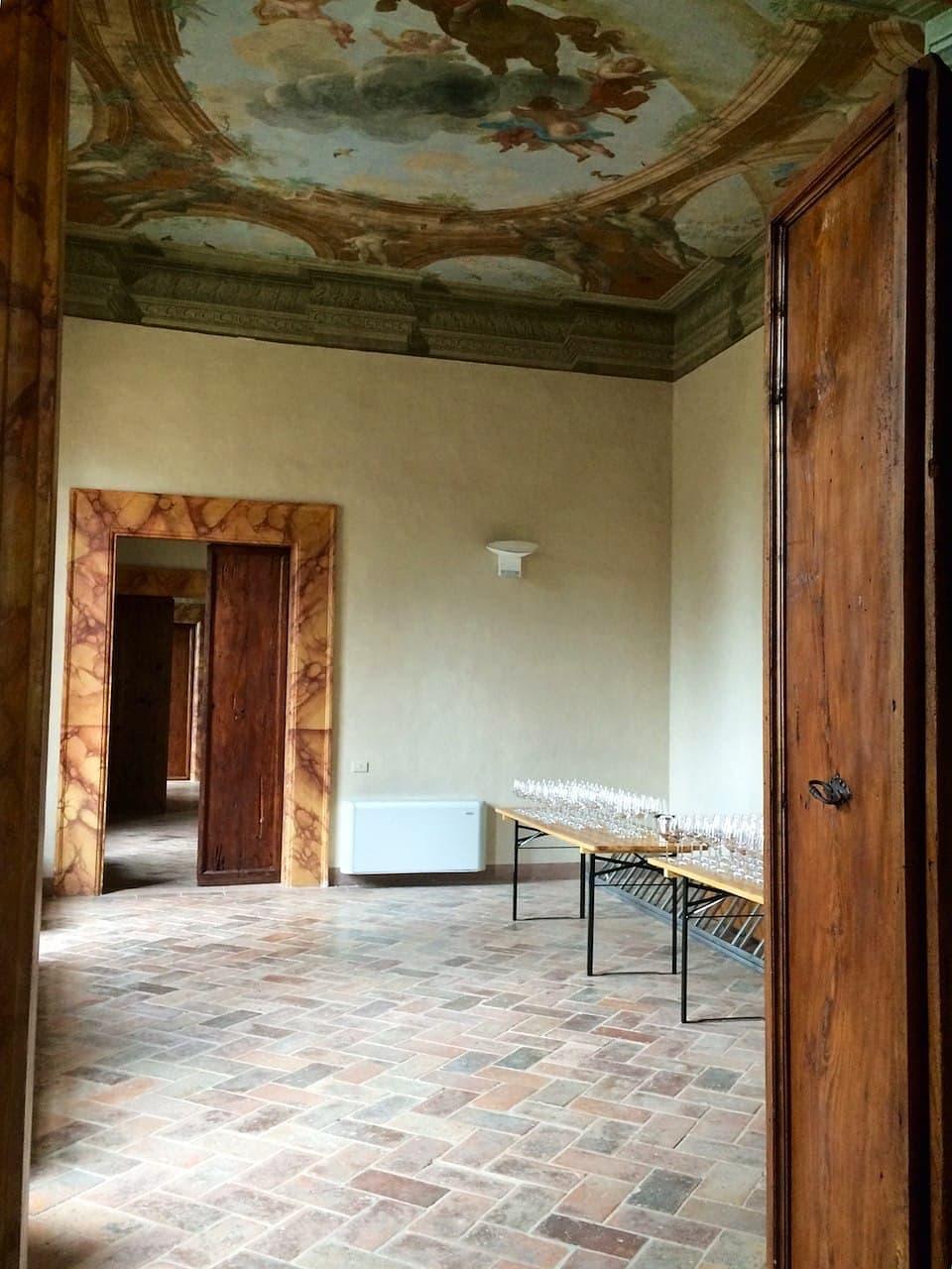 Palazzo Chigi, San Quirico d'Orcia
