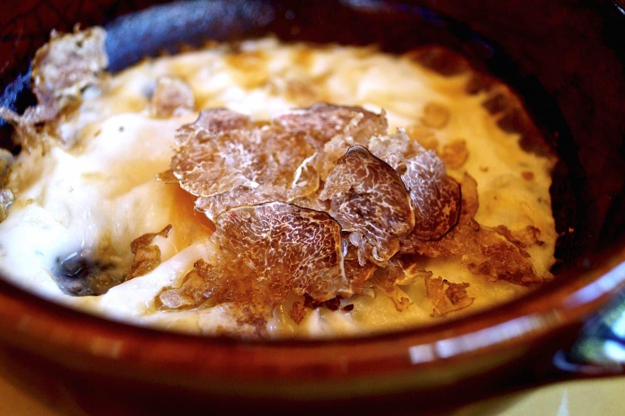 Uova e Tartufo, una specialità per gustare il tartufo fresco