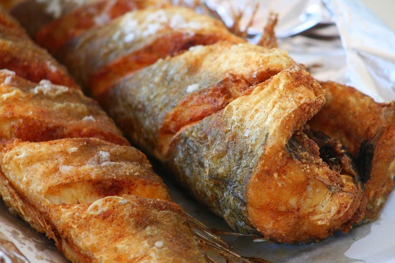 Filetti di pesce fritto
