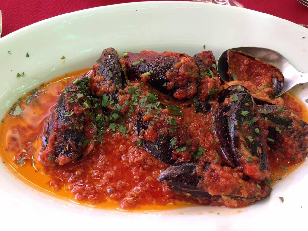 """I """"muscoli"""" ovvero le cozze come vengono chiamate in Liguria!"""