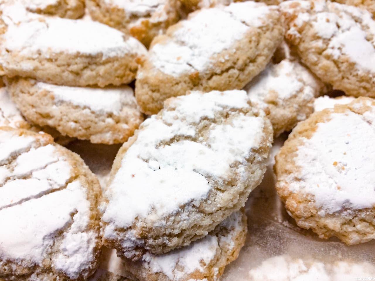 Storia e ingredienti degli autentici Ricciarelli IGP
