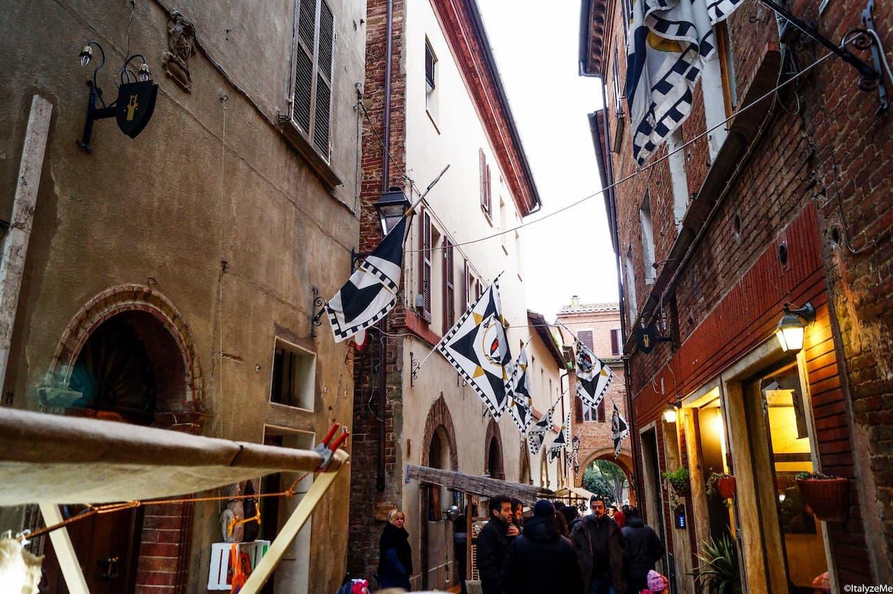 Il Palio dei Somari a Torrita di Siena