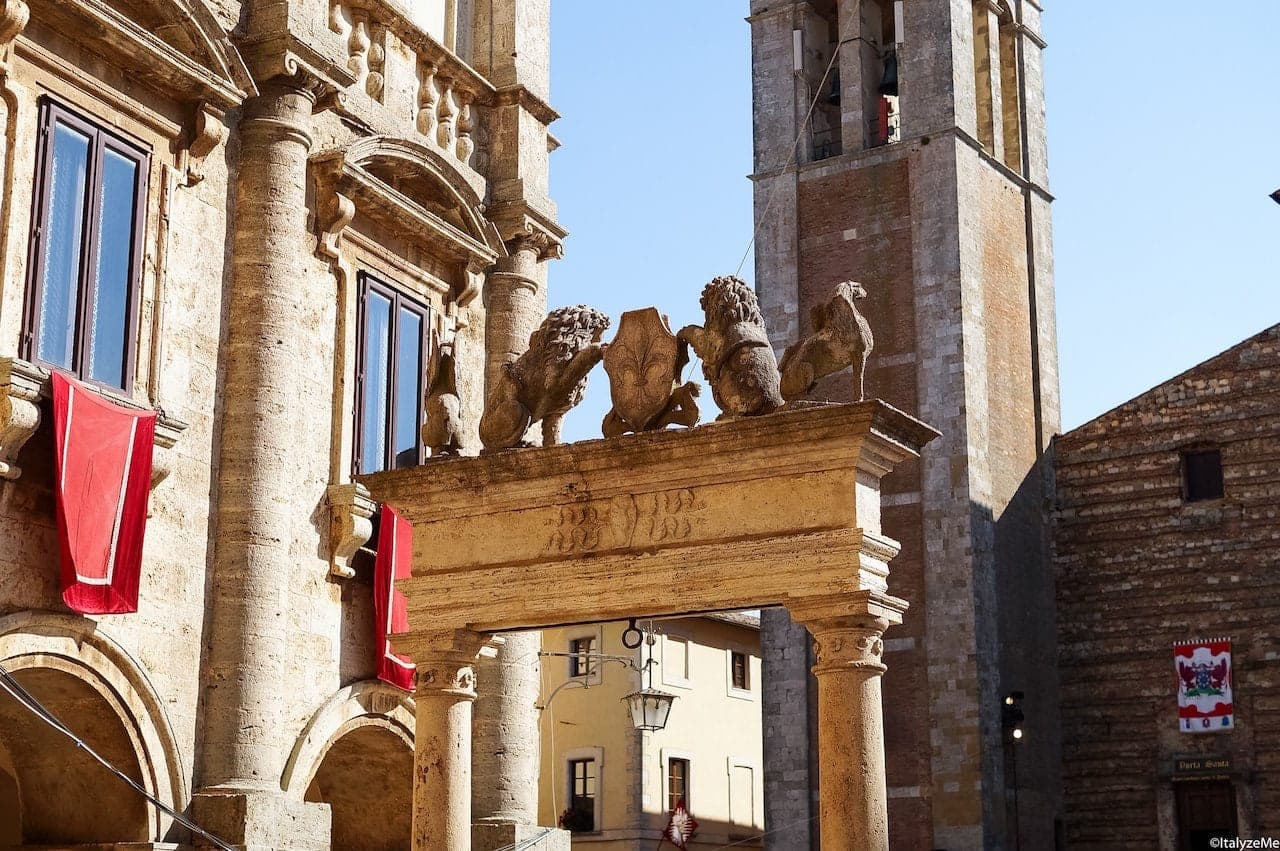 Piazza Grande, Montepulciano
