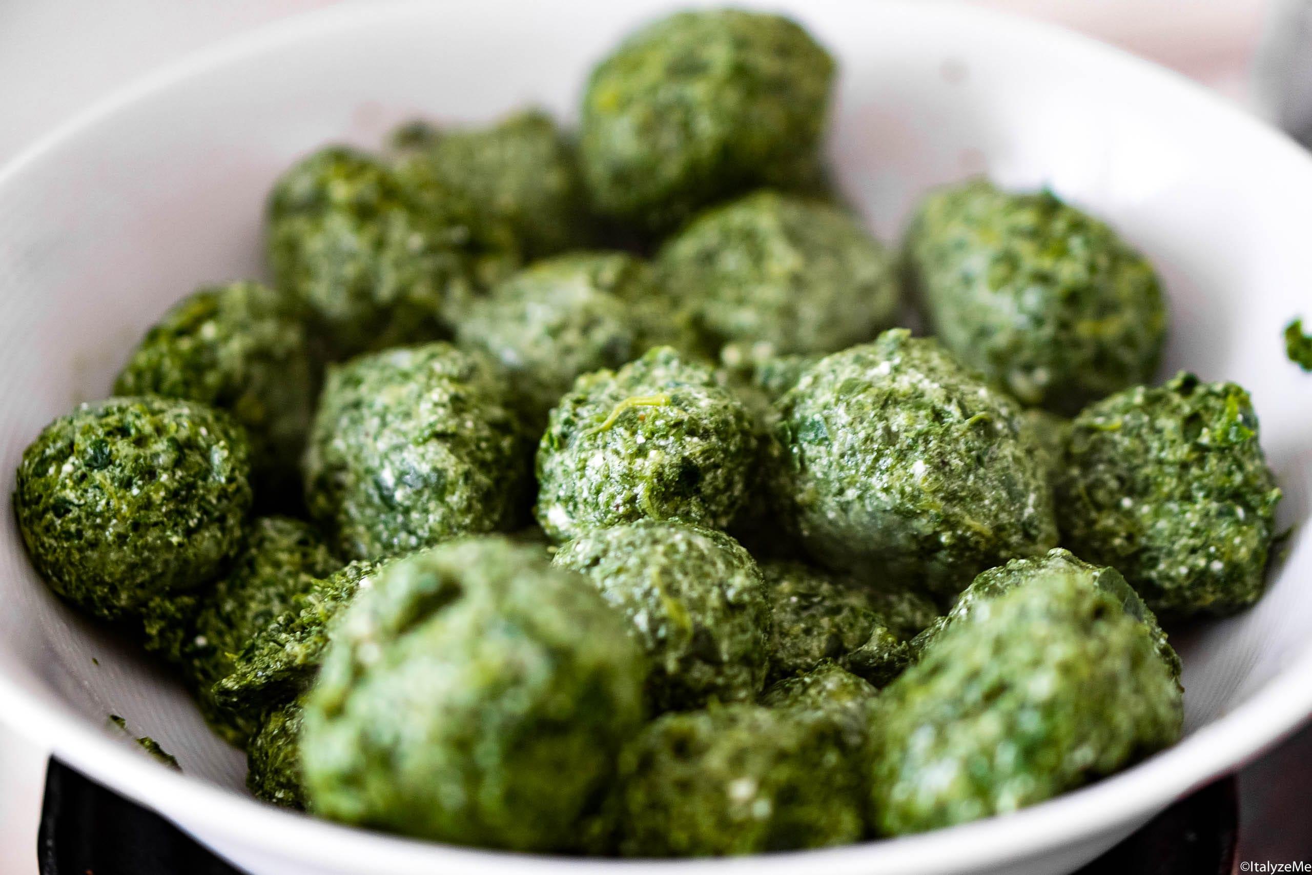 La ricetta degli gnudi toscani e qualche ricordo dal sapore di casa