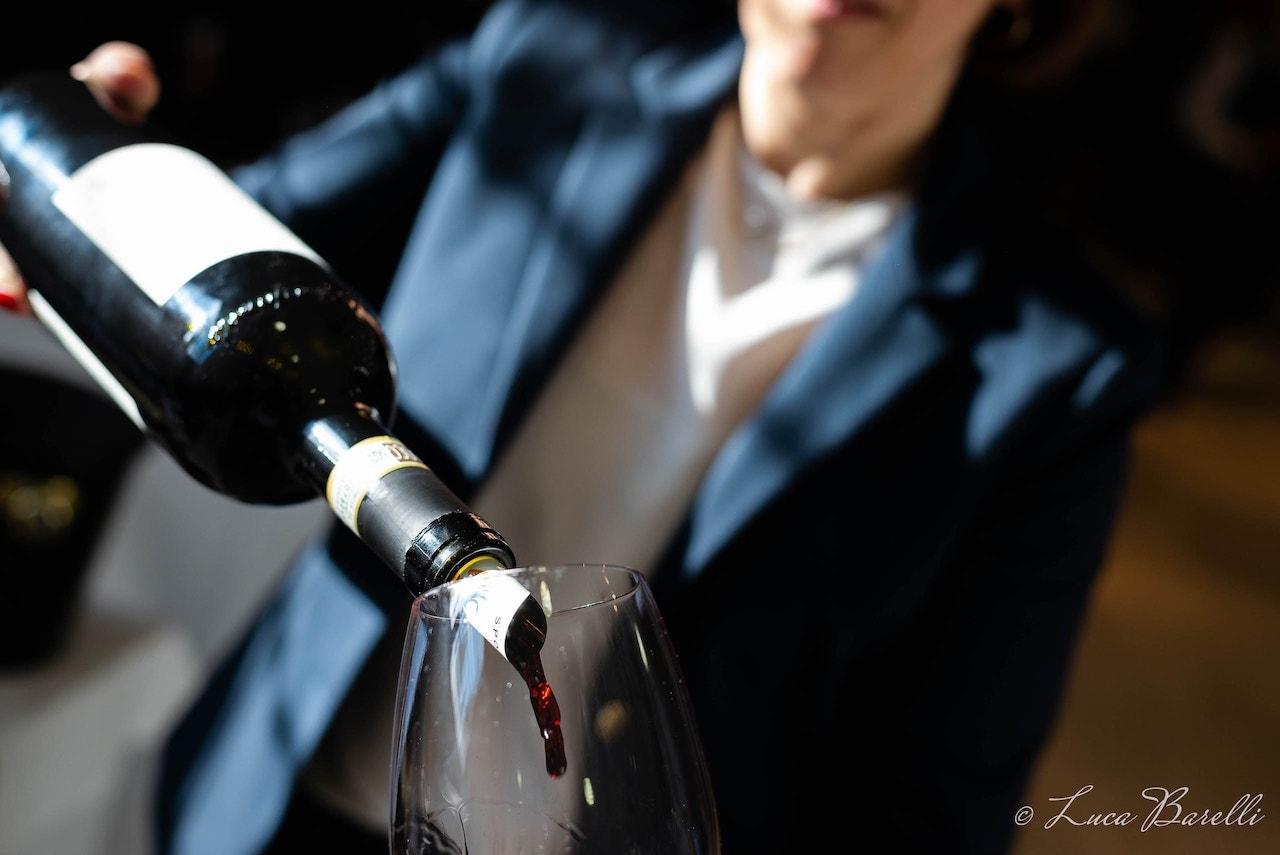 Assaggio di Nobile all'Anteprima del Vino Nobile di Montepulciano 2018