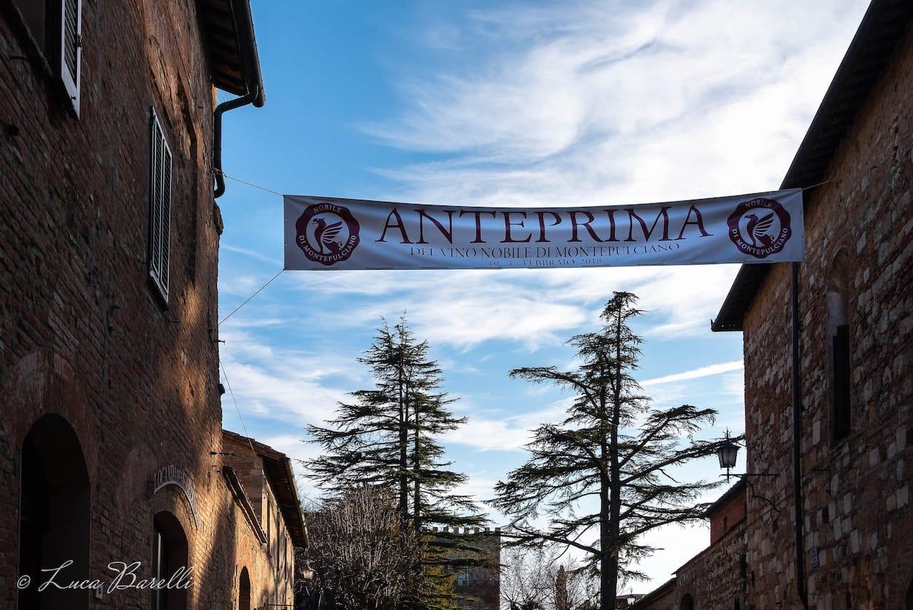 L'Anteprima del Vino Nobile di Montepulciano 2018