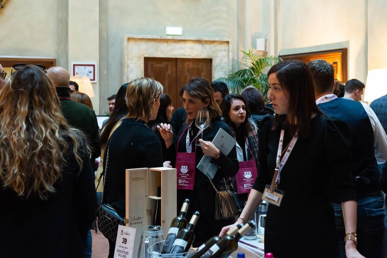 Appassionati e operatori al Wine&Siena 2019