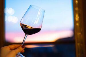 Calici e tramonti - Wine&Siena 2019