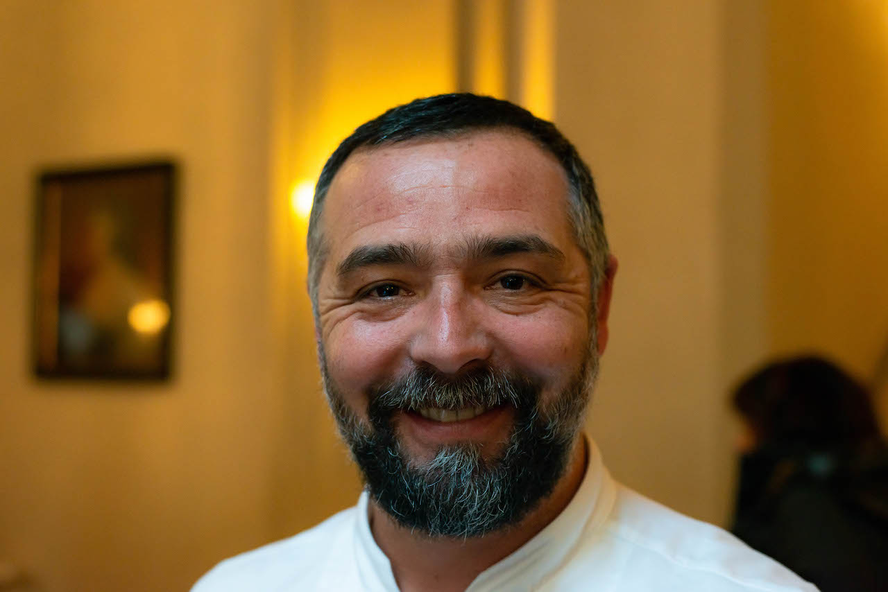 Tommaso Vatti de La Pergola di Radicondoli a Wine&Siena 2019