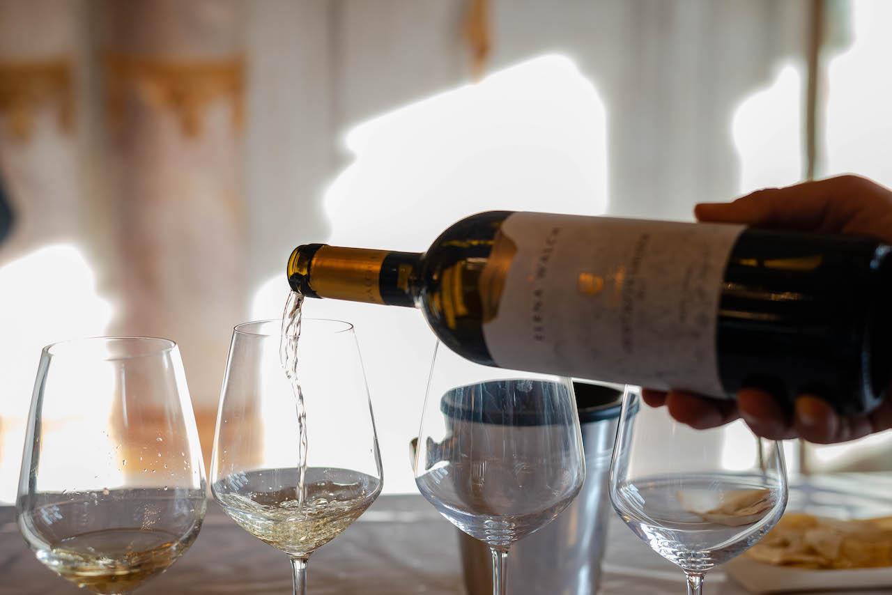 Verticale di Gewürztraminer a Wine&Siena 2019