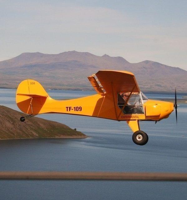 flying buggy reykjavik