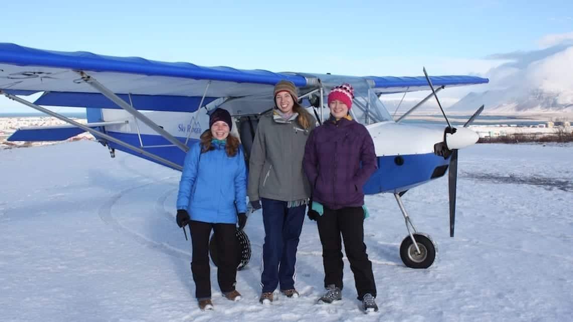 flying buggy reykjavik tours