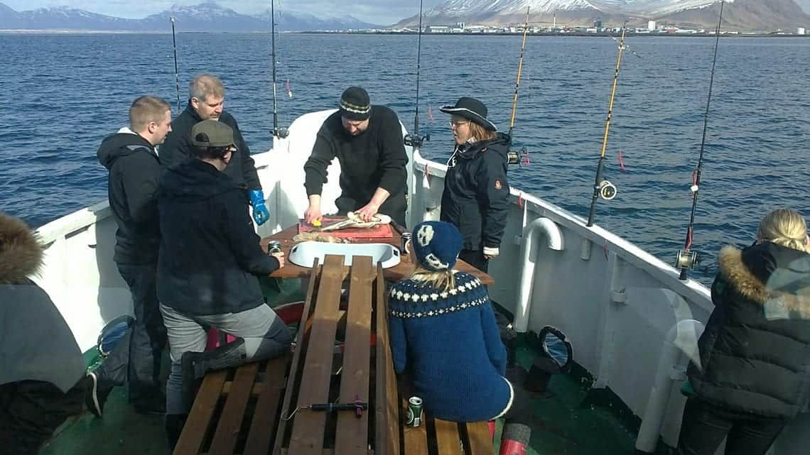 sea angling catch
