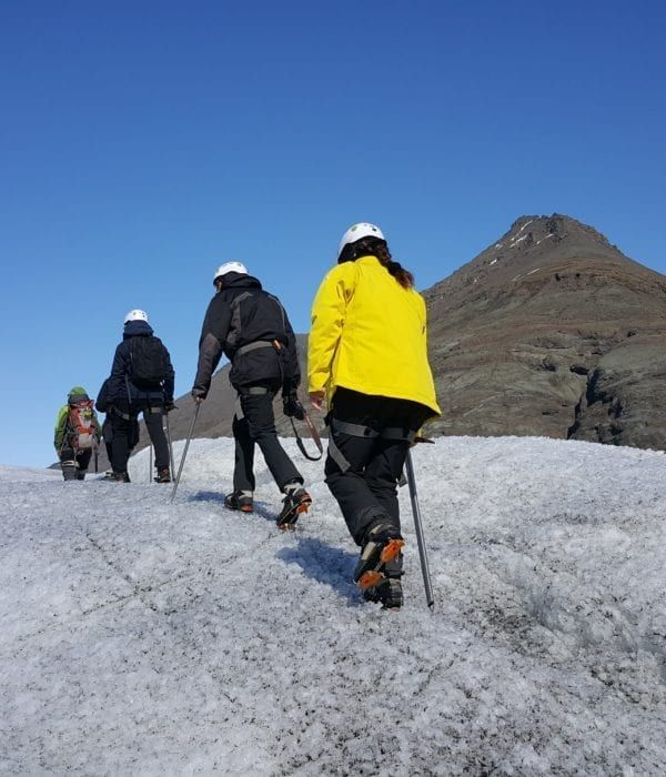 glacier hiking tours iceland